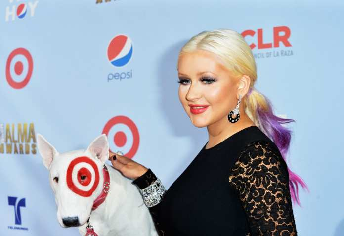 """Christina Aguilera, i teaser del video di """"Your Body"""""""