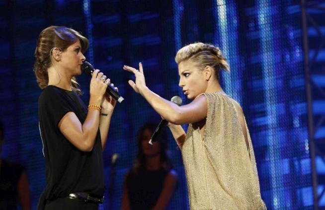 Alessandra Amoroso ed Emma conquistano l'Arena di Verona