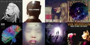 Uscite Discografiche Ottobre 2012