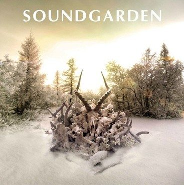"Soundgarden: trailer, artwork e dettagli di ""King Animal"""