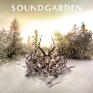 Soundgarden - King Animal - Artwork