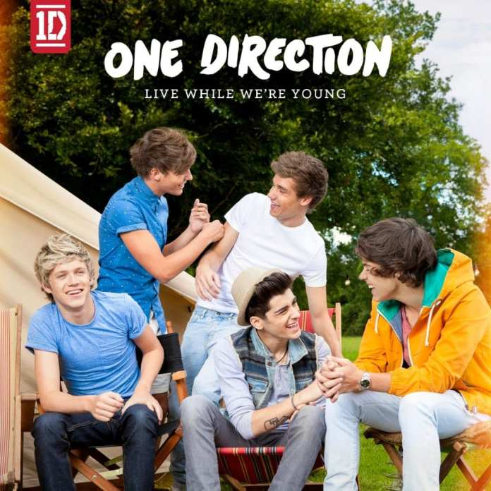 """One Direction, """"Live While We're Young"""" compare in rete. Fan furiose"""