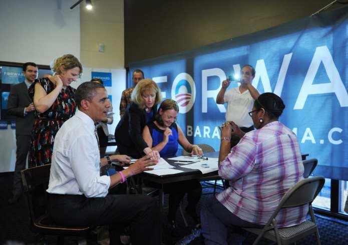 """""""Forward"""", la canzone della campagna elettorale di Barack Obama"""
