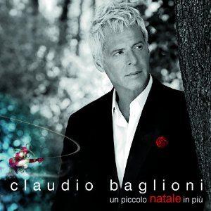"""Claudio Baglioni - """"Un piccolo natale in più"""" - Artwork"""