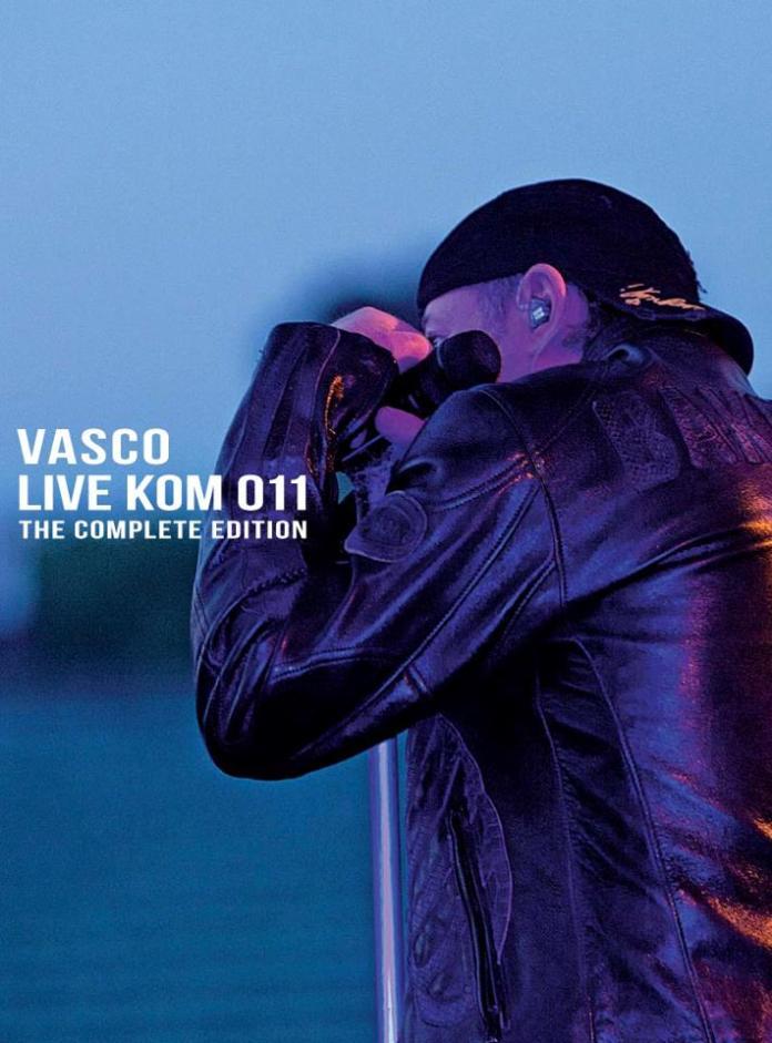 """Vasco Rossi pubblica su Facebook un """"clippino"""" anteprima di Live Kom 011"""