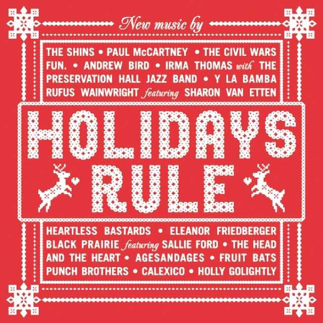 Starbucks e il suo album natalizio con Paul McCartney, The Shins e tanti altri
