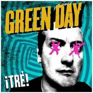 """Green Day, svelata la tracklist dell'album """"Tré!"""" in uscita il 15 Gennaio 2013."""