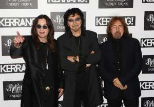 Black Sabbath | © Tim Whitby/Getty Images