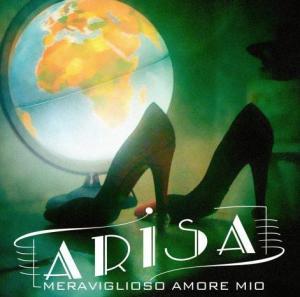 Arisa - Meraviglioso Amore Mio - Artwork