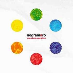Negramaro - Una Storia Semplice - Artwork
