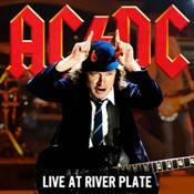 "Artwork ""Live At River Plate"" AC/DC"