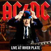 "Artwork ""Live At River Plate"" AC/DC"