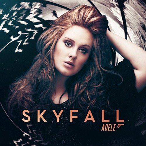 Skyfall di Adele Adele conquista la vetta dei singoli Fimi
