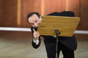 Roberto Benigni | © ANDREAS SOLARO/AFP/Getty Images