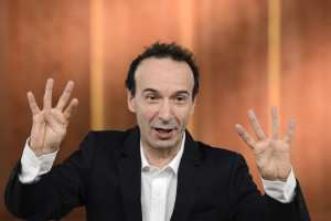 Roberto Benigni | © ANDREAS SOLARO/AFP/Getty Images