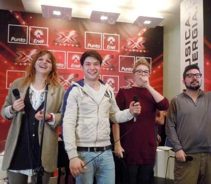 I 4 Finalisti di X Factor 6