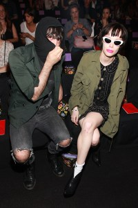 Crystal Castles ©Astrid Stawiarz/Getty Images