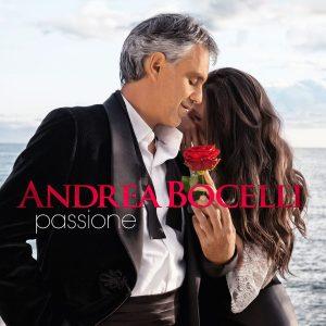 Andrea Bocelli - Passione - Artwork © Facebook