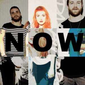 Paramore - Now - Artwork  © Official Facebook Page