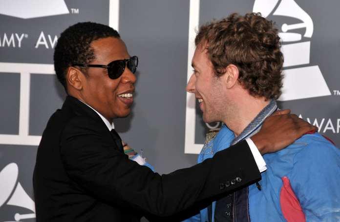 Party di fine anno a New York con Jay-Z e Coldplay