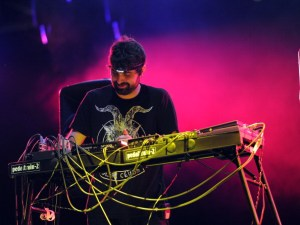 Animal Collective ©Kevin Winter/Getty Images