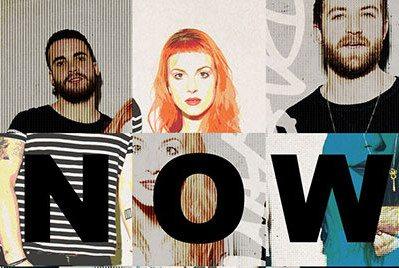 """Now"" anticipa l'album di inediti dei Paramore"