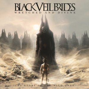 "Black Veil Brides - ""Wretched and Divine - The Story of the Wild Ones"" - Artwork"