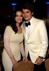 Katy Perry & John Mayer | © Larry Busacca/Getty Images