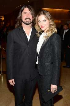 Dave Grohl & Jordyn Blum | © Larry Busacca/Getty Images