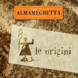 """Cover """"Le Origini"""" Almamegretta"""