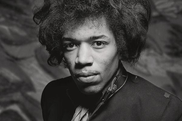 """Jimi Hendrix al cinema in """"All is by my side"""""""