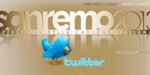 Sanremo 2013 - Twitter