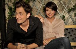 Simona Molinari e Peter Cincotti | © Sito Ufficiale Sanremo 2013