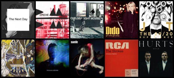 Uscite discografiche Marzo 2013, da David Bowie ai Depeche Mode