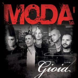 Modà - Artwork - Gioia