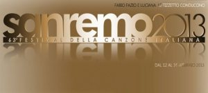 Sanremo 2013 - Logo