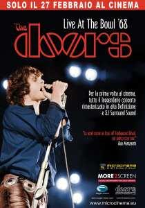 The Doors Live At The Bowl '68 | Locandina