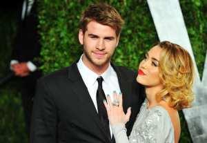 Miley Cyrus e Liam Hemsworth | © Alberto E. Rodriguez/Getty Images