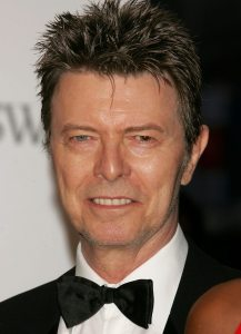 David Bowie|©  Peter Kramer/Getty Images for CFDA