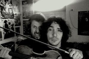Rodrigo D'Erasmo & Andrea Appino | Pagina Facebook Appino