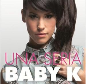 """Artwork """"Una seria"""" Baby K"""