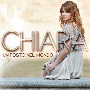 Chiara Galiazzo - Artwork - Un Posto Nel Mondo