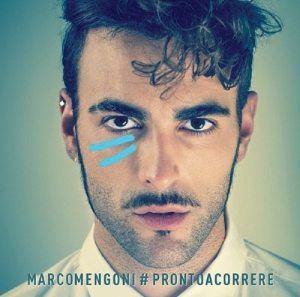 "Cover ""#PRONTOACORRERE"" Marco Mengoni"