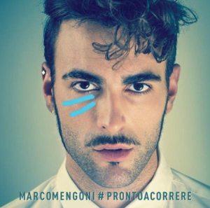 Marco Mengoni  #PRONTOACORRERE - - Artwork