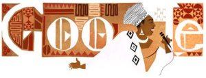 Miriam Makeba Google Doodle