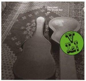 """Artwork """"The Green Dot EP"""" Viva Lion!"""