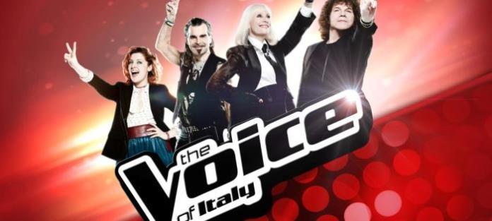 Esordio di The Voice Of Italy: bene l'auditel, vincono Carrà e Pelù