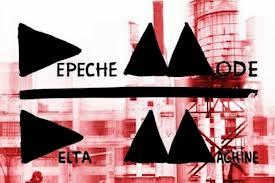 "Depeche Mode-""Delta Machine"" - Artwork"