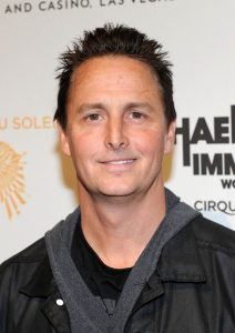 Mike McCready|© Ethan Miller/Getty Images for Cirque du Soleil