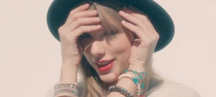 Taylor Swift starebbe lavorando sul suo nuovo disco